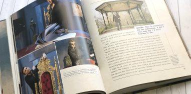 Обзор артбука «Благие знамения: путеводитель по телесериалу»