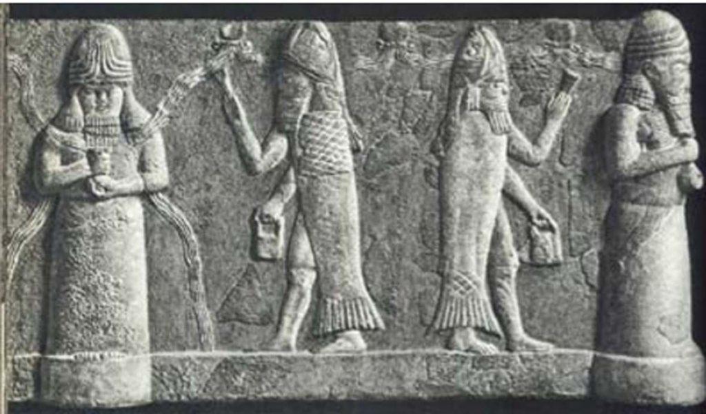 Бестиарий: Чудовища из мифов Шумера и Аккада 21