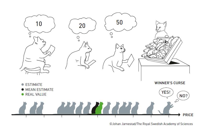 Чёрные дыры и нож из какашек: за что дали Нобелевские и Шнобелевские премии в 2020 году 4