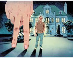 Новая повесть Марины и Сергея Дяченко на страницах октябрьского «Мира фантастики»