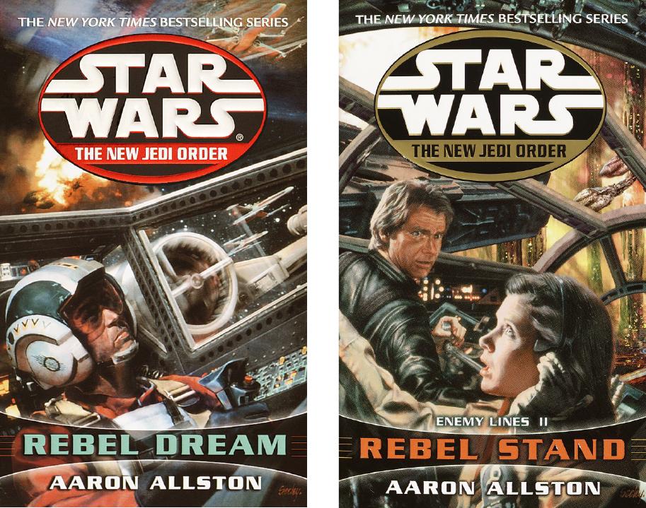 «Звёздные войны»: лучшие книги про пилотов в старом каноне. Разбойная и Призрачная эскадрильи 13