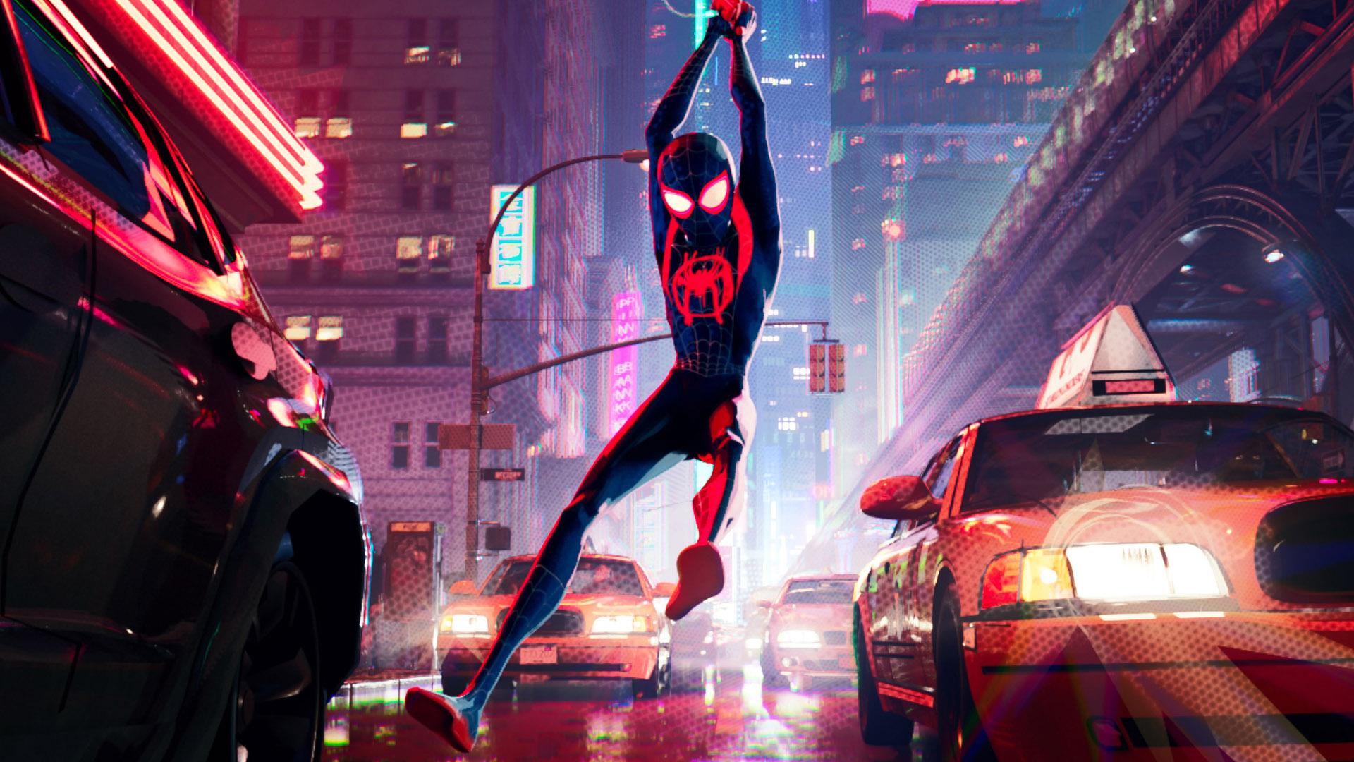 В Spider-Man: Miles Morales будет костюм из «Через вселенные»