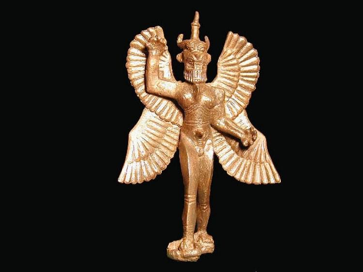 Бестиарий: Чудовища из мифов Шумера и Аккада 15