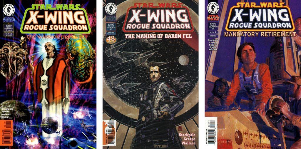 «Звёздные войны»: лучшие книги про пилотов в старом каноне. Разбойная и Призрачная эскадрильи 7