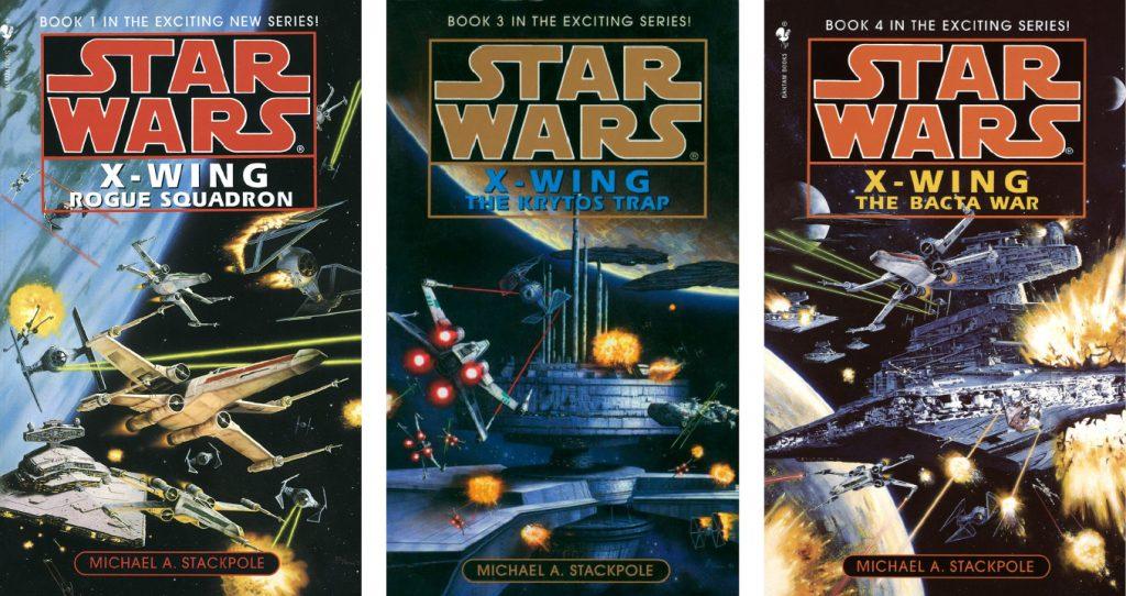 «Звёздные войны»: лучшие книги про пилотов в старом каноне. Разбойная и Призрачная эскадрильи 3