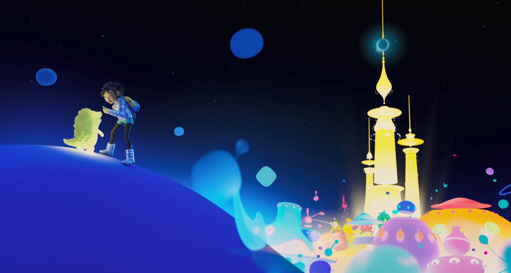 «Путешествие на Луну»: мультфильм про Китай, девочку и смерть 4