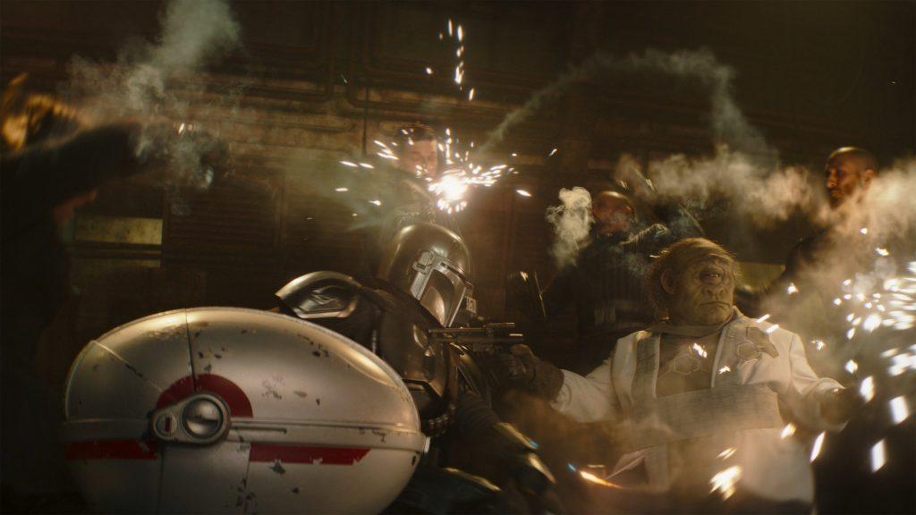 Мандалорец, 2 сезон, 1 серия: вестерн на Татуине и возвращение старого знакомого 1