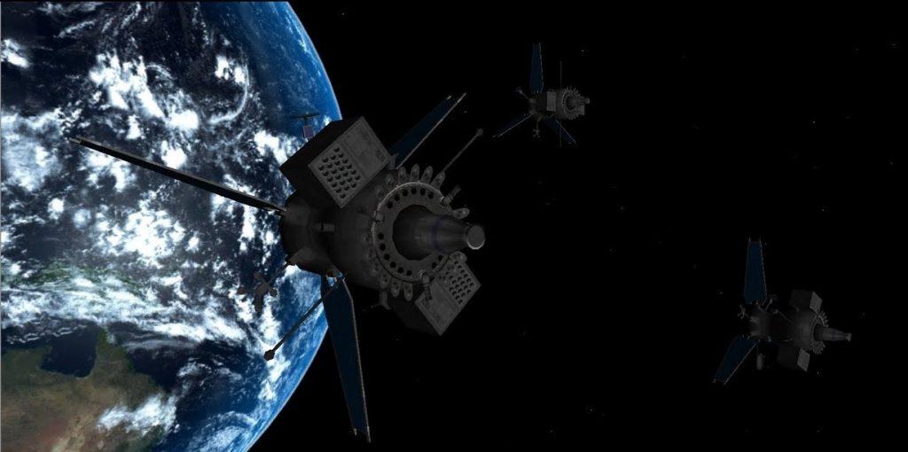 Тактика космических войн будущего 3