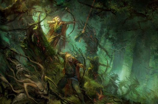 Тактика фэнтези-народов: эльфы 3