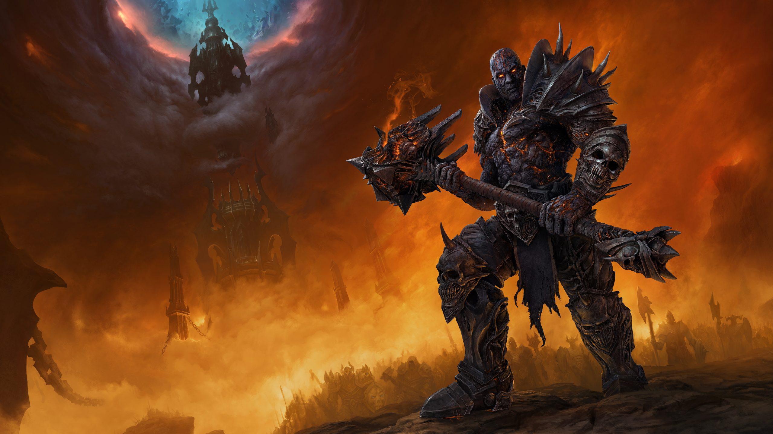 Сюжетный трейлер WoW: Shadowlands. Дополнение выйдет 24 ноября