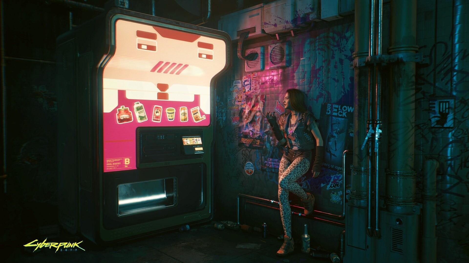 Брайан Декарт из Detroit: Become Human сыграл в Cyberpunk 2077