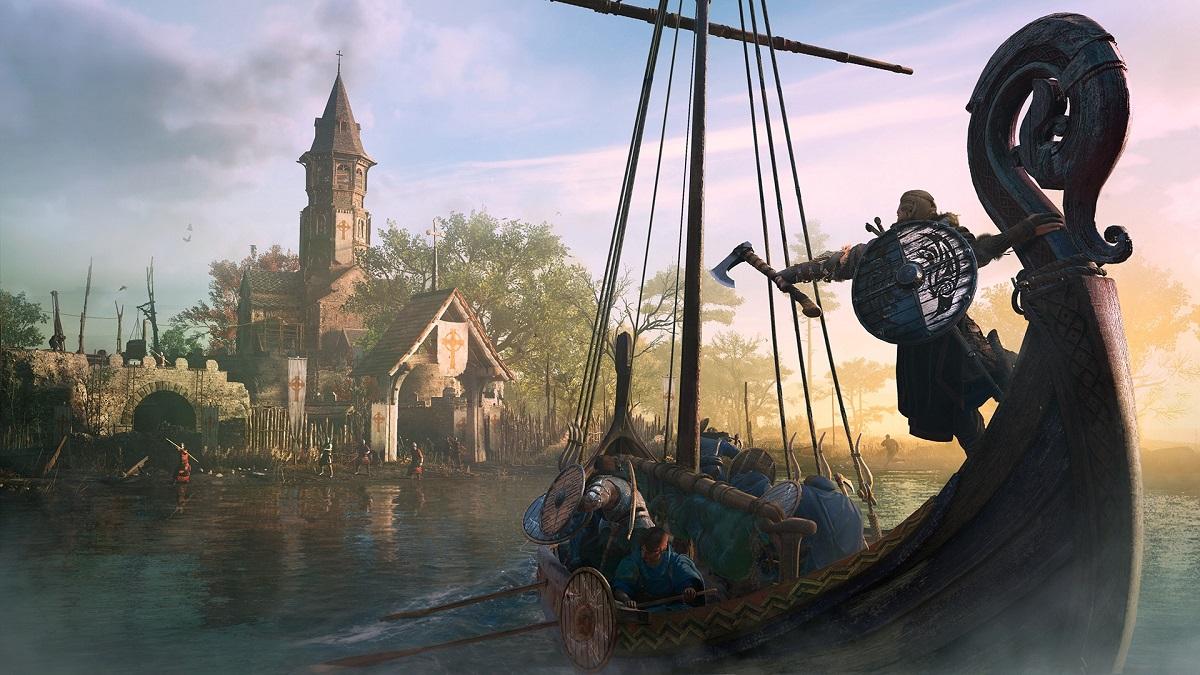 Первые 17 минут геймплея Assassin's Creed Valhalla