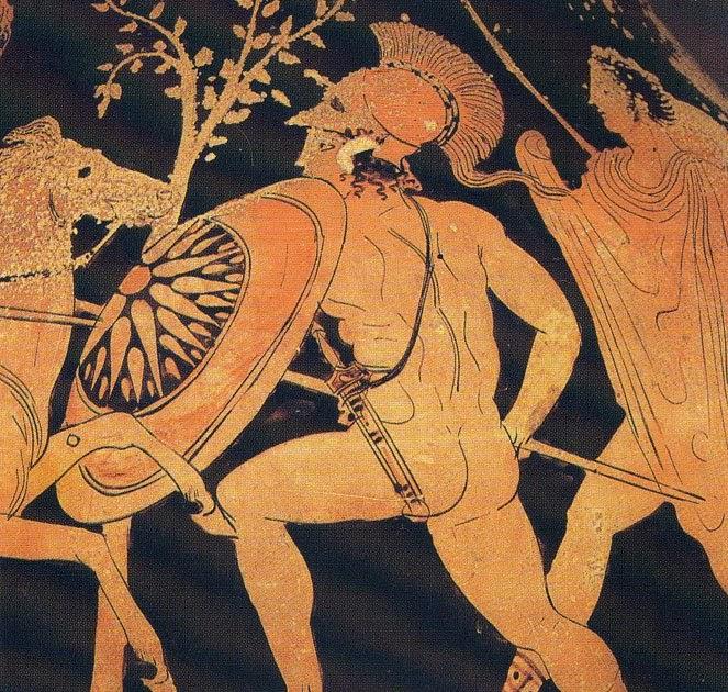 Фаланга, манипула, хирд. Как держали строй древние воины 16