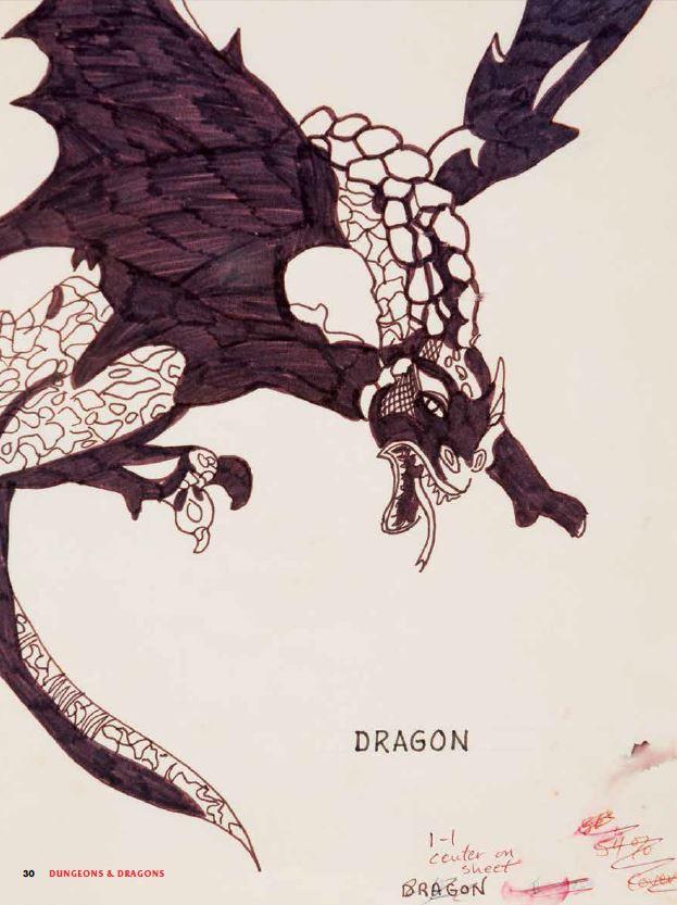 Галерея: отрывок путеводителя Art&Arcana поDungeons&Dragons 3