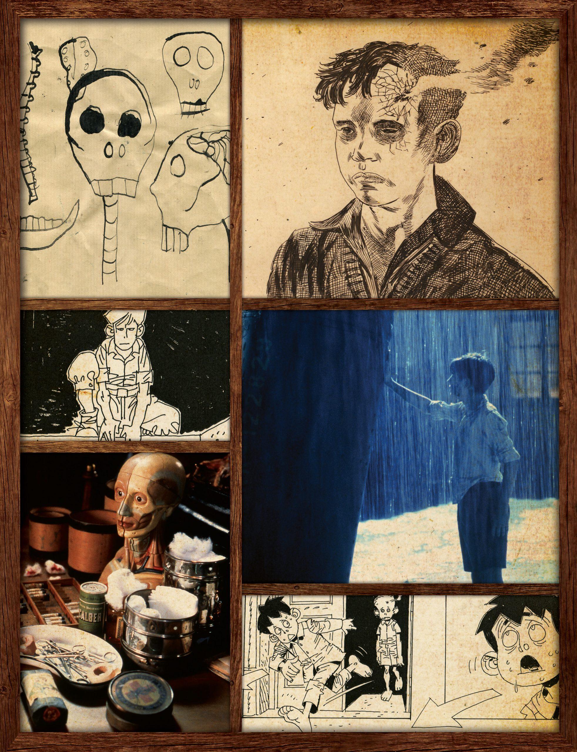 Читаем книгу «Кабинет редкостей» Гильермо Дель Торо 4