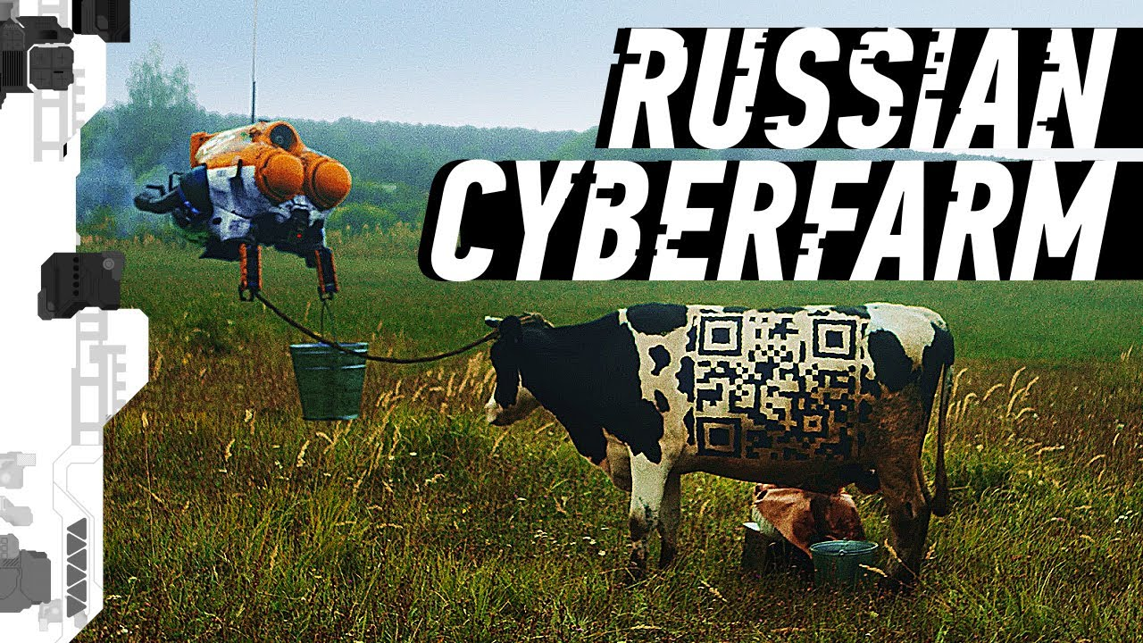 «Руссская киберферма» — лучшее вирусное видео дня