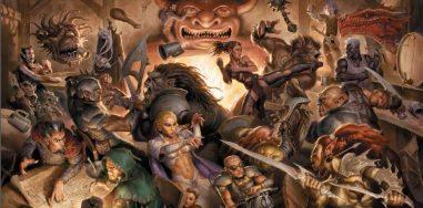Галерея: отрывок путеводителя Art&Arcana поDungeons&Dragons