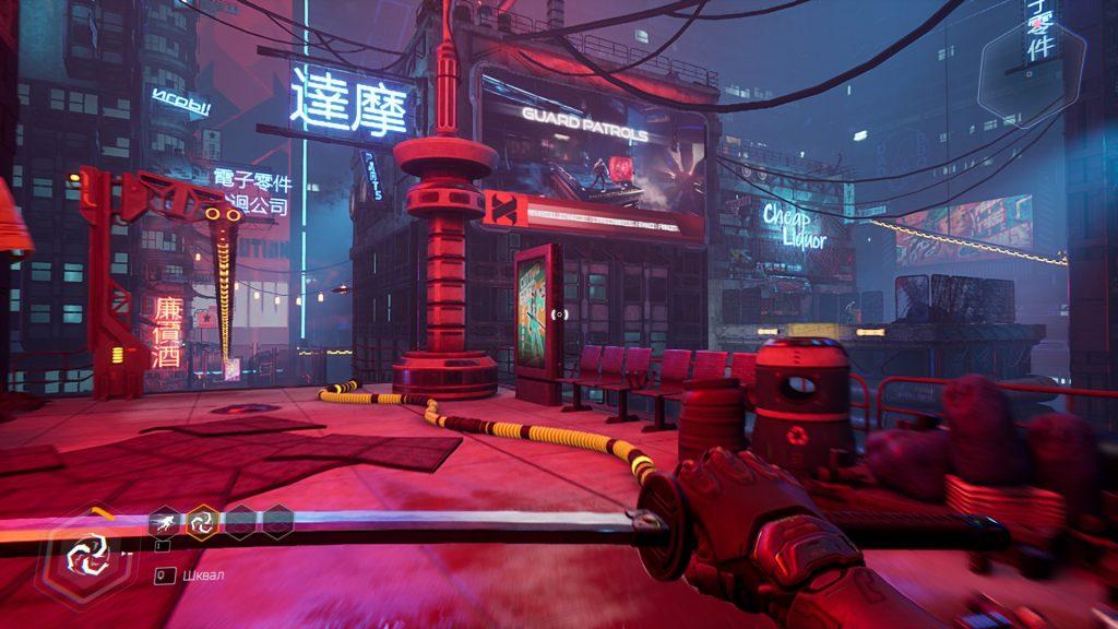 Ghostrunner — другая польская киберпанк-игра 2020 года 3