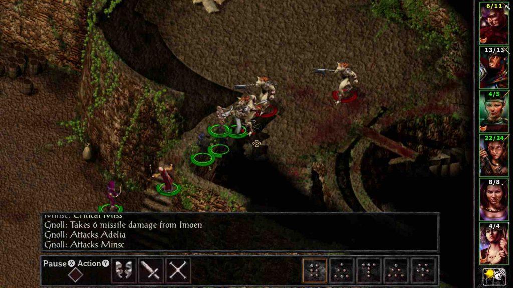 Первая Baldur's Gate: игра, в которой хочется жить 3