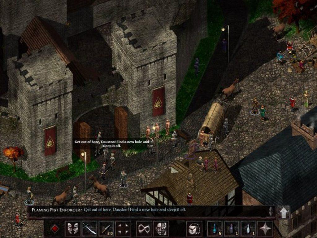 Первая Baldur's Gate: игра, в которой хочется жить 2