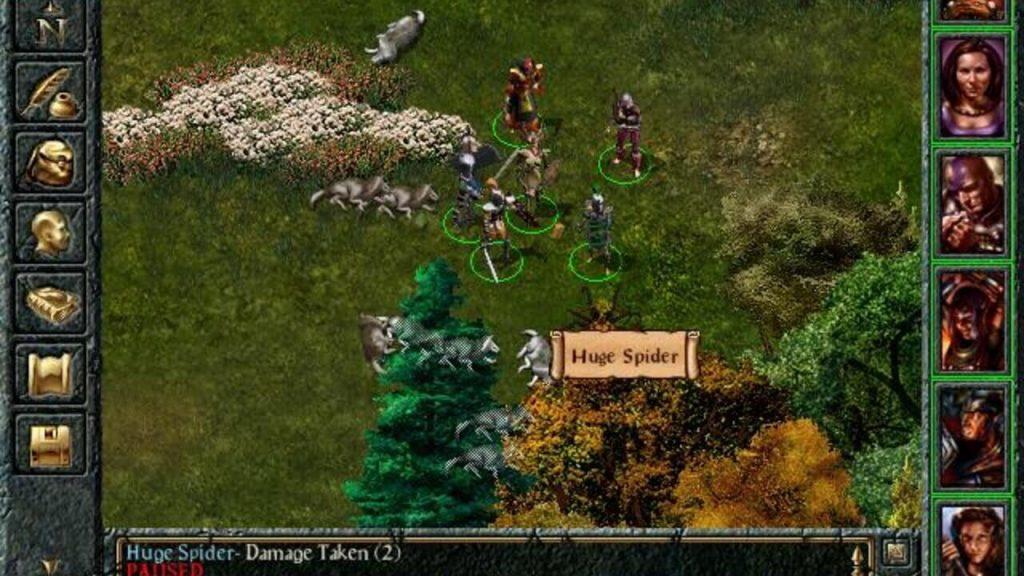 Первая Baldur's Gate: игра, в которой хочется жить 6
