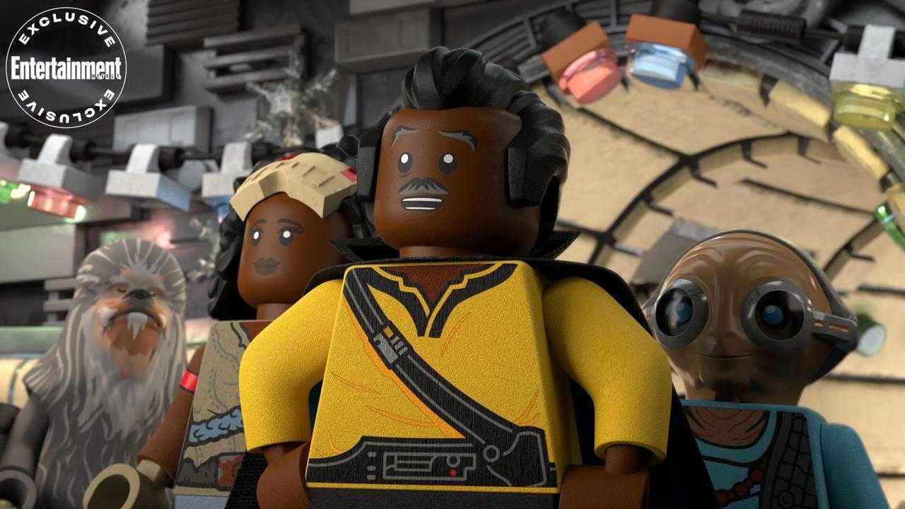 «Хочешь выстрелить первым?»: первый трейлер LEGO-спешла по«Звёздным войнам» 2