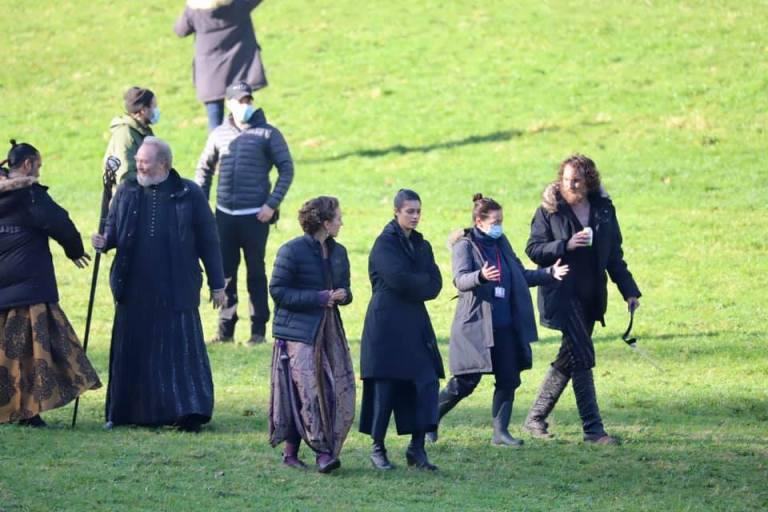 Из-за карантина вАнглии команда «Ведьмака»прекратила натурные съёмки 5