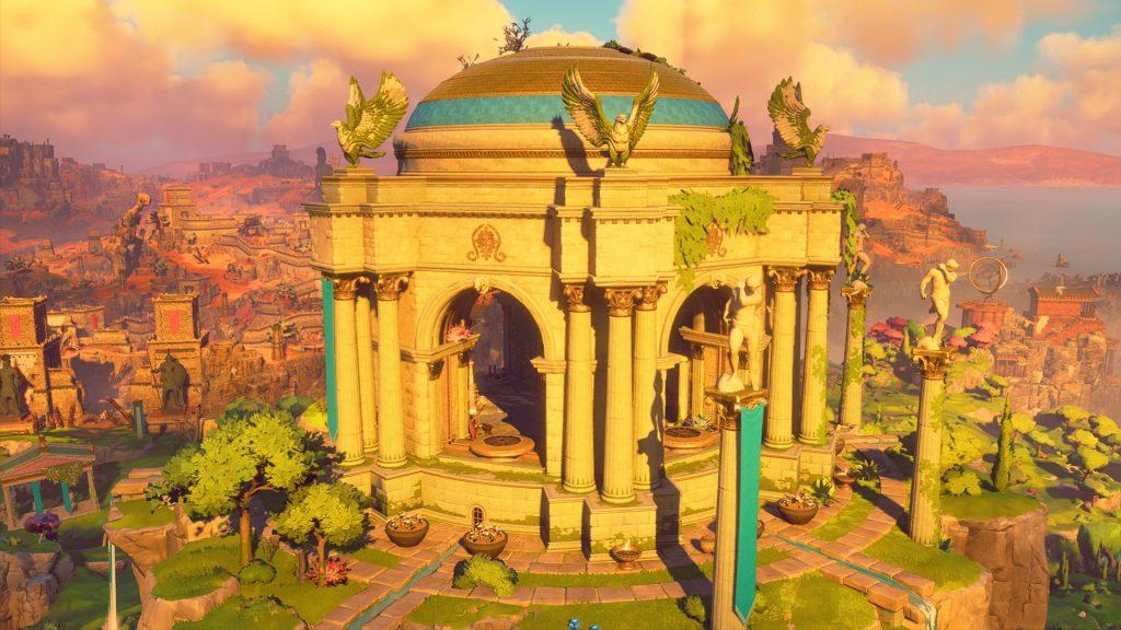 Обзор Immortals Fenyx Rising. The Legend of Zelda от Ubisoft 13