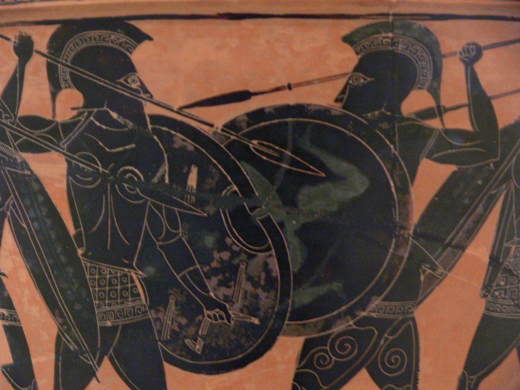 Фаланга, манипула, хирд. Как держали строй древние воины 2