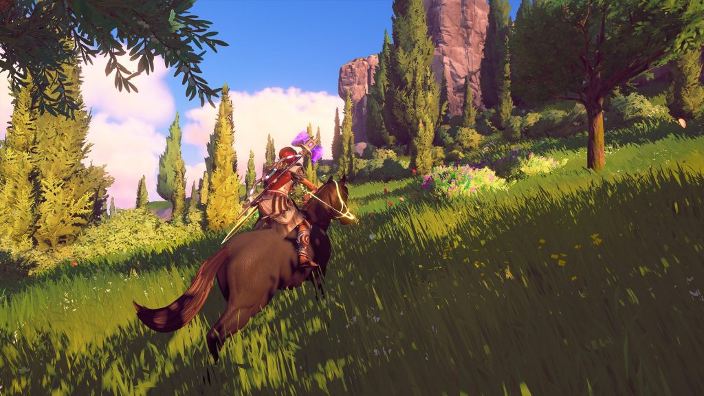 Обзор Immortals Fenyx Rising. The Legend of Zelda от Ubisoft 4