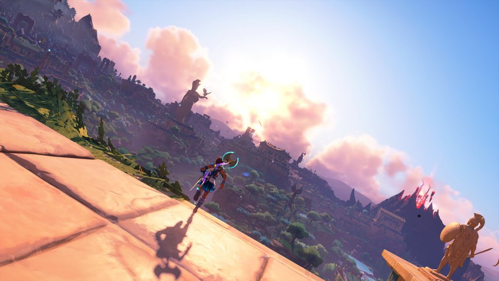 Обзор Immortals Fenyx Rising. The Legend of Zelda от Ubisoft 7