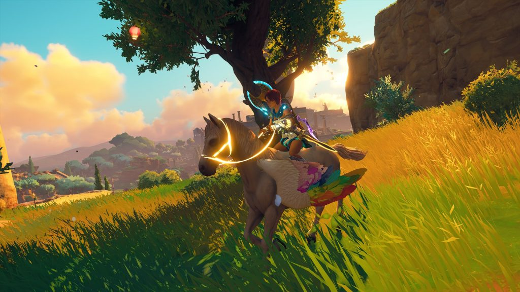 Обзор Immortals Fenyx Rising. The Legend of Zelda от Ubisoft 8