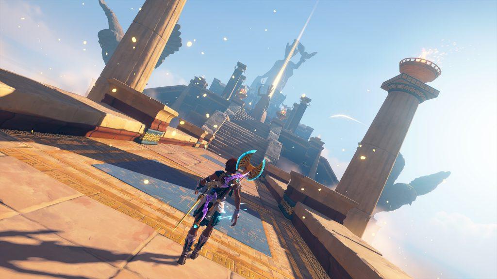 Обзор Immortals Fenyx Rising. The Legend of Zelda от Ubisoft 9