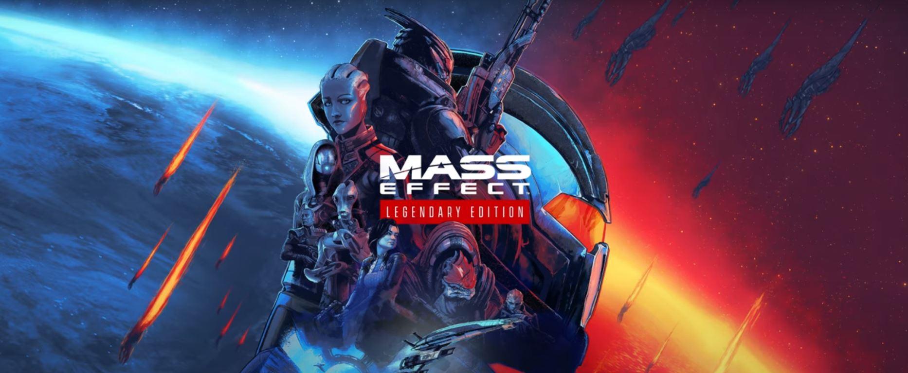 Утечка: ремастер Mass Effect выйдет в2021-м — совсеми дополнениями 2