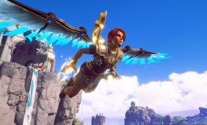 Обзор Immortals Fenyx Rising. The Legend of Zelda от Ubisoft