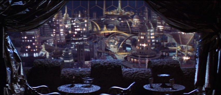 Подводные города в фантастике и в будущем 1