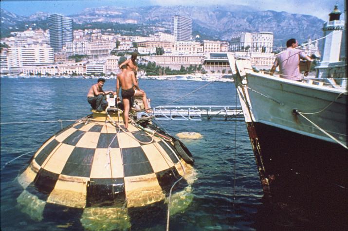 Подводные города в фантастике и в будущем 11