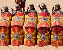 Фаланга, манипула, хирд. Как держали строй древние воины 7