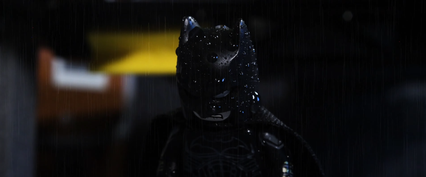 Фанат воссоздал трейлер «Бэтмена» с помощью LEGO — он ничуть не хуже оригинала!