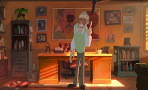 Короткометражка: Стэн Ли матерится и смеется за работой. И это настоящая аудиозапись!