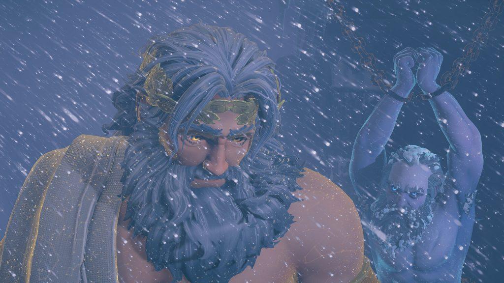 Обзор Immortals Fenyx Rising. The Legend of Zelda от Ubisoft 2