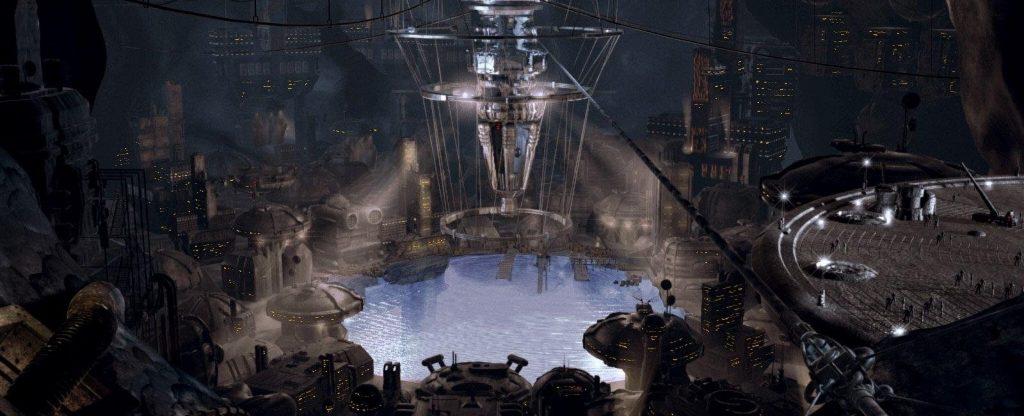 Подводные города в фантастике и в будущем 4