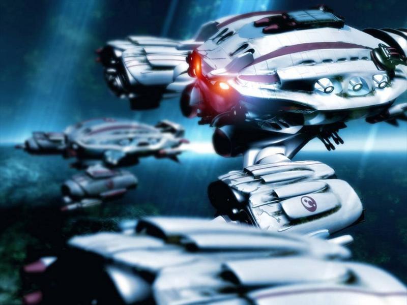 Подводные города в фантастике и в будущем 5