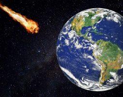 Падения метеоритов на Землю: великие катастрофы и перспективы 9