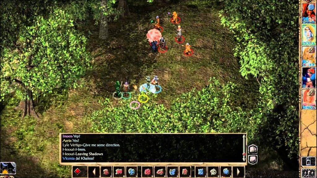 Первая Baldur's Gate: игра, в которой хочется жить