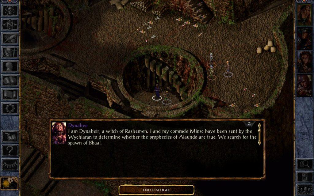 Первая Baldur's Gate: игра, в которой хочется жить 1
