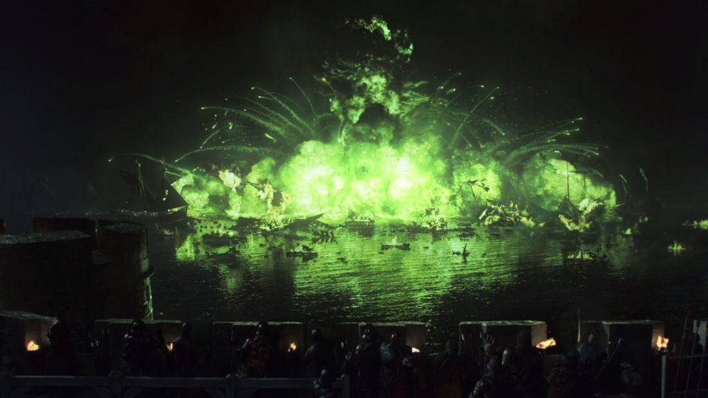 Тайны «Игры престолов»: что раскрыла книга о съёмках «Огонь не может убить дракона» 4