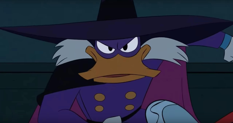 Ну-ка, от винта: Disney работает над перезапуском «Черного плаща»