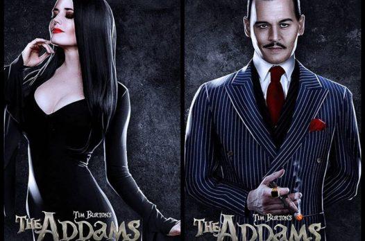 Если Тим Бёртон снимет «Семейку Аддамс» — это хорошо или плохо? 4
