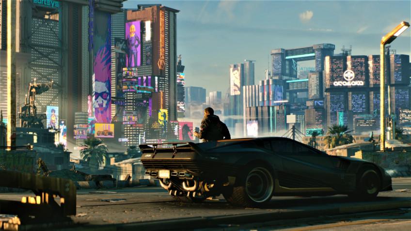 Новый трейлер и 25 скриншотов Cyberpunk 2077 — с видами Найт-Сити и Киану Ривзом